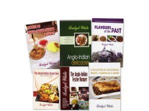 ANGLO-INDIAN COOKERY BOOKS
