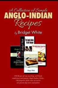 A Collection of Simple Anglo-Indian Recipes Cover