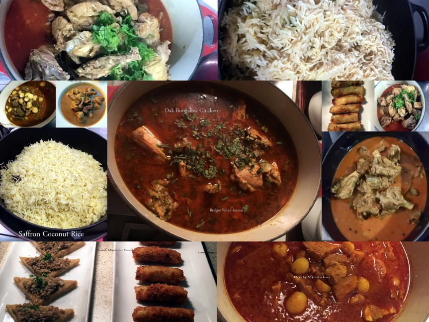 Collage of Non-Veg Dishes
