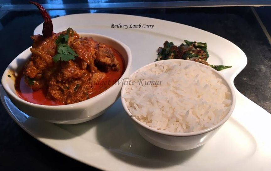 Railway Mutton Curry 2