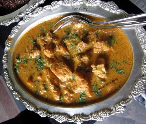Fish Curry Taj Westend 1