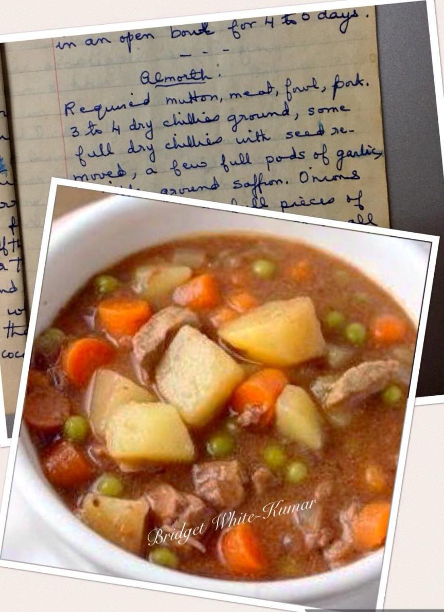 Almorth (Mixed Merat Stew)