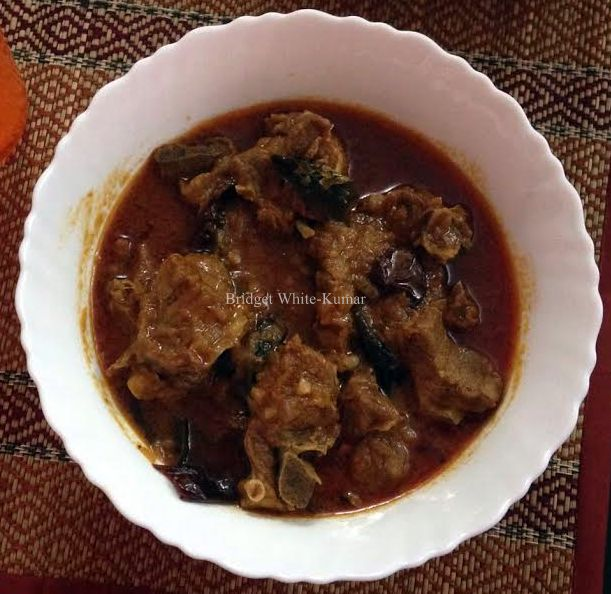 Tangy Mutton Curry