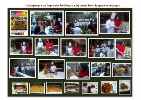 Cooking Demo at Ivy Resorts